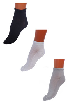 Новинка: набор летних носков (3 пары) Натали