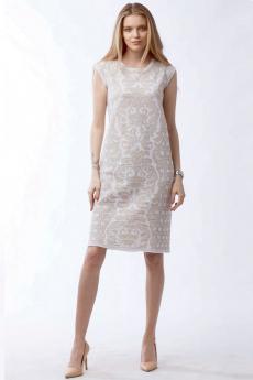Летнее вязаное платье Kvinto со скидкой